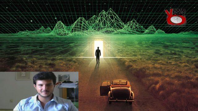 Alieni e universo olografico. Filosofeggiando. Con Angelo Santini. 8a Puntata. 08/05/2017