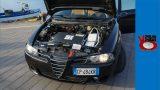 Dal Cilento all'Isola delle Correnti su Alfa156 con retrofit 100% elettrica. Con Alessandro Alberti.