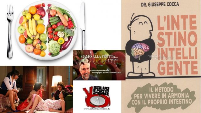 Crudismo, microbiota, parto in casa. Siamo alla frutta…e verdura. Con il Dottor Giuseppe Cocca. 27a Puntata. 16/05/2017