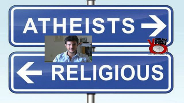L'ateismo integrale è la peggiore religione. Filosofeggiando. Con Angelo Santini. 16a Puntata. 24/07/2017