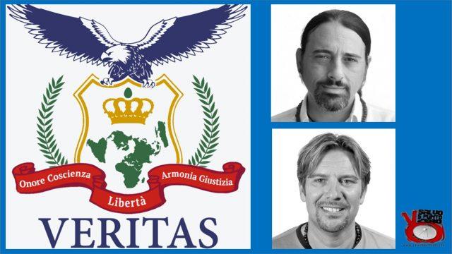 Diritto Naturale applicato. Presentazione associazione Veritas. Con Mahat ed Anam. 20/07/2017.