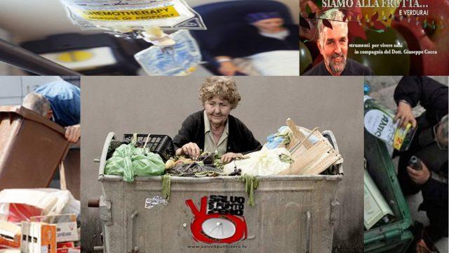 Giuseppe Cocca, chemioterapia è come sparare ai poveri per abbattere la povertà! Siamo alla frutta…e verdura. 34a Puntata. 11/07/2017.
