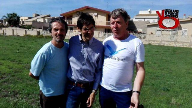 E' venuto a (ri)trovarmi Ubaldo Croce. Miscappaladiretta 05/08/2017.