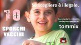 Presentazione del documentario '10 sporchi vaccini'. Con tommix. 07/10/2017.