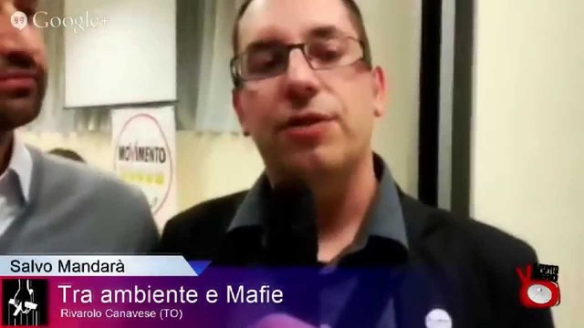Bono, Ruocco Giarrusso, Airola, Busto: Tra ambiente e Mafie! 1/2