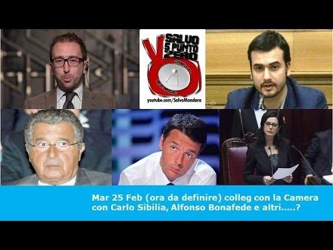 Fiducia a Renzi alla Camera: Carlo Sibilia e Alfonso Bonafede