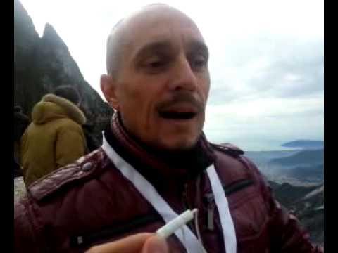 In Cava Tour Carrara 30/11/2013. 3/5
