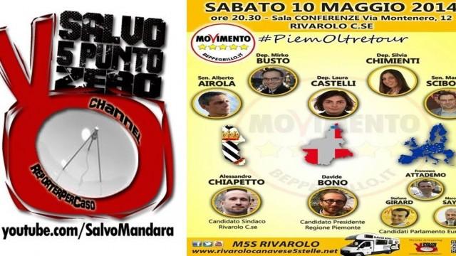 PiemOltre Tour: Rivarolo Canavese
