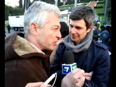 V3Day – Oltre. Intervista a Nicola Morra 1/2. Genova 1 dicembre 2013