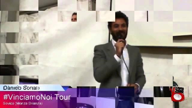 VideoPillole #VinciamoNoi Tour Sovico