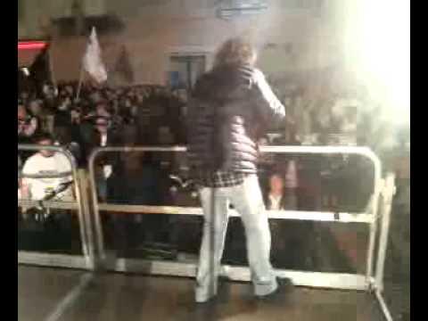 #VinciamoNoi Tour. Beppe Grillo a Pavia 15/05/2014