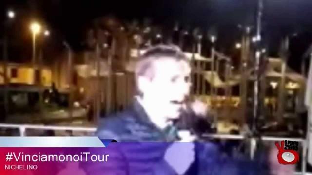 #VinciamoNoi Tour Nichelino. Bono, Airola, Della Valle, DiBattista, Castelli
