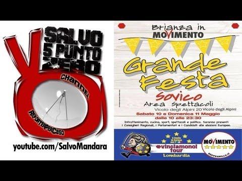 VInciamoNoi Tour Sovico 2 La vendetta!