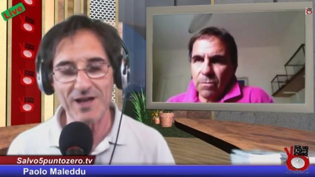 Salvo5puntozero intervista Paolo Maleddu. Istruzioni per l'uso! 11/07/2014