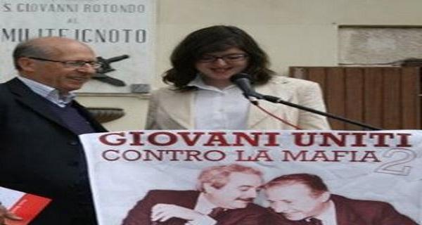 Presentazione intervista a Vincenzo Calcara con Salvatore Borsellino e Lucia Calcara