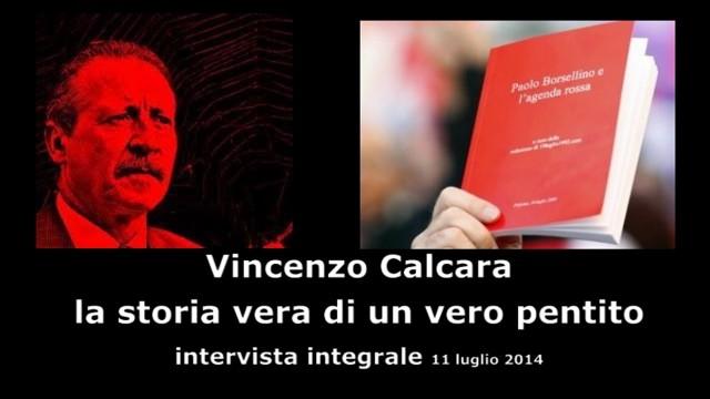 Vincenzo Calcara: la storia vera di un vero pentito. 11/07/2014. Integrale