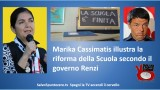 Marika Cassimatis ci illustra la riforma Renzi sulla scuola. Camogli, 14/09/2014