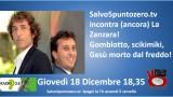 Ennesima tenzone fra Salvo5puntozero e la Zanzara di Cruciani e Parenzo. 18/12/2014