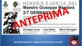 """Anteprima evento """"Memorie e verità"""", mostra delle litografie di Giuseppe Mandarà. 02/01/2015"""