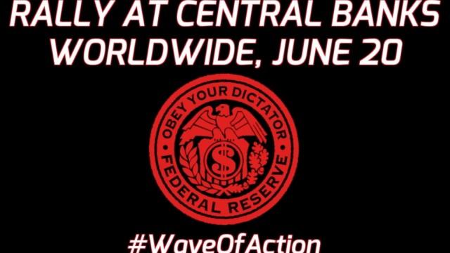 #WaveOfAction WW streaming invitation. Join us!