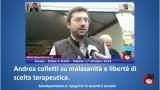Andrea Colletti su malasanità e libertà di scelta terapeutica. #imola #italia5stelle.17/10/2015