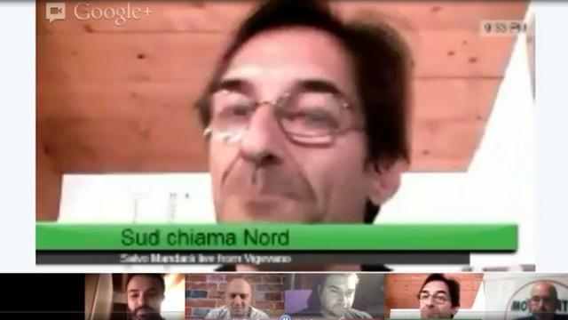Sud chiama Nord. 01/11/2012