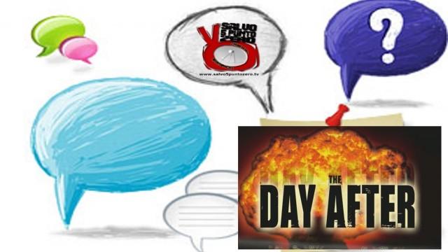 Serata storica: the day after. Miscappaladiretta 25/11/2015. 2a Parte: lettura dei vostri commenti