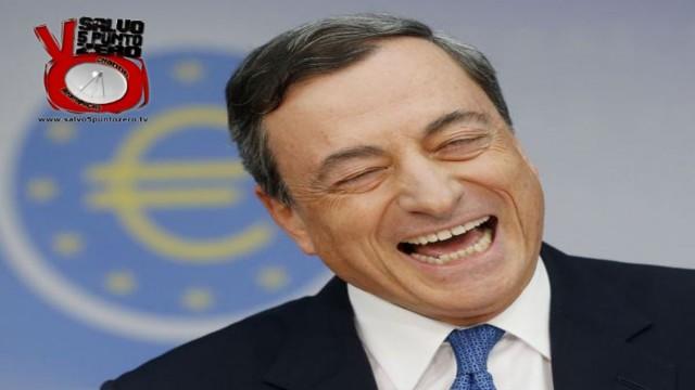 Draghi è diventato un complottista! Miscappaladiretta 06/02/2016
