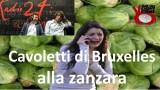 Cavoletti di Bruxelles alla zanzara. In collegamento diretto con Radio24. 23/03/2016