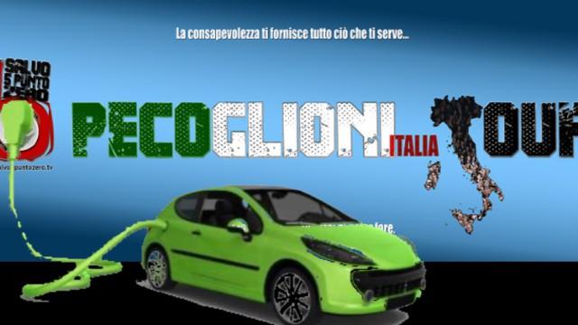 Lancio ufficiale Pecoglioni Italia Tour. Bologna 16/04/2016. Mattina