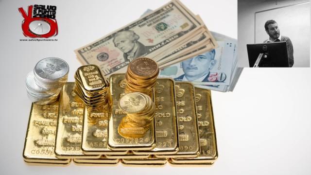La deflazione monetaria del XIX secolo. Cos'è il denaro di Daniele Pace. 47a Puntata. 23/05/2016