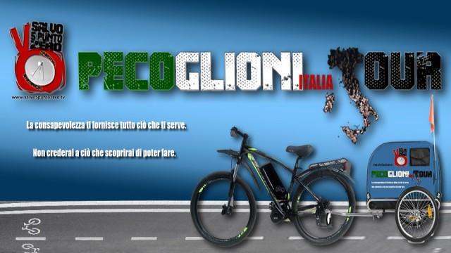 Pecoglioni Italia Tour. L'incontro con Milleaccendini a Orbetello. 19/06/2016