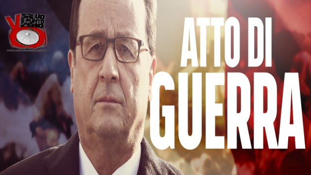 ATTO DI GUERRA! Attentatore franco-tunisiriano! Miscappaladiretta 15/07/2016.