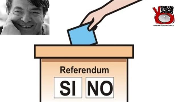 Referendum: dichiarazione di voto di Silvano Agosti. 01/12/2016.