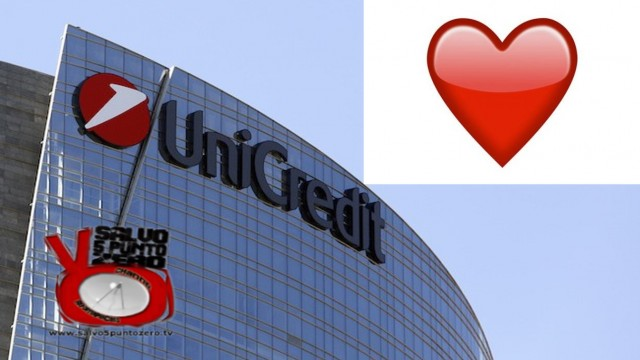 Unicredit, I love you! Miscappaladiretta 05/01/2017.
