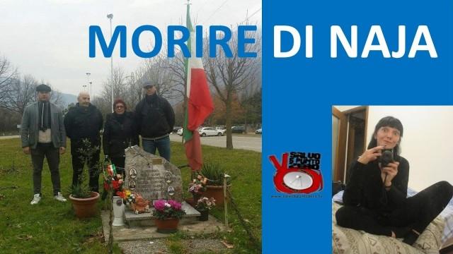 Morire di Naja! Intervista con Angelo ed Anna Garro. Con Pam Morrigan. 27/04/2017