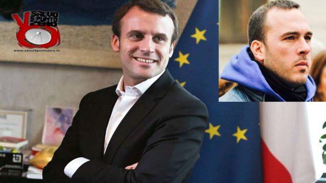 Complimenti ad EmManlio Macron! Solidarietà (non ironica) a Emmanuel Di Stefano. Miscappaladiretta 08/05/2017.