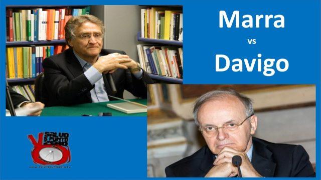 Marra vs Davigo. Con Alfonso Luigi Marra. 06/06/2017