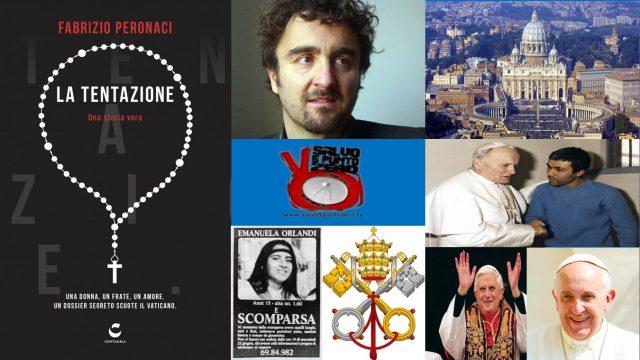 'La tentazione' scuote anche il Vaticano. Con Fabrizio Peronaci. 12/07/2017.