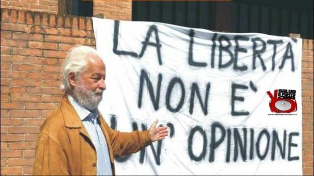 Se scegliere è illegale. Conferenza a Modica con Dario Miedico e tommix. 08/10/2017.